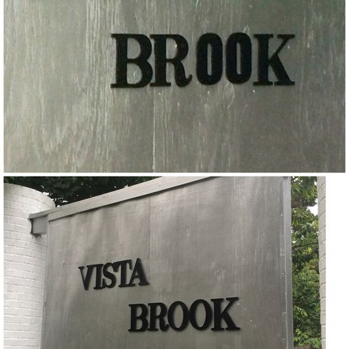 Vistabrook-sign