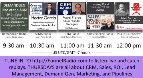 Tweet-todays-funnelradio-lineup-20171102