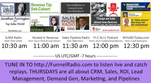 Tweet-todays-funnelradio-lineup-20180201