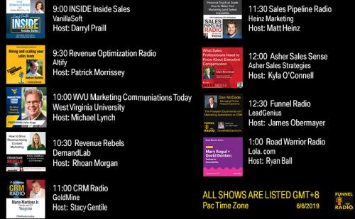 Tweet-todays-funnelradio-lineup-20190606