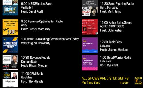 Tweet-todays-funnelradio-lineup-20190704