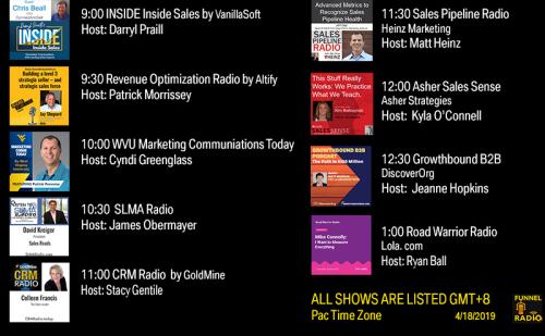 Tweet-todays-funnelradio-lineup-20190418