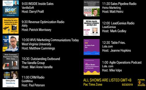 Tweet-todays-funnelradio-lineup-20190523