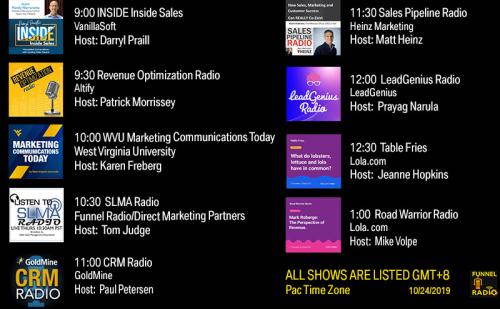 Tweet-todays-funnelradio-lineup-20191024