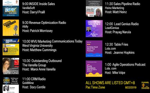 Tweet-dodays-funnelradio-lineup-20190822