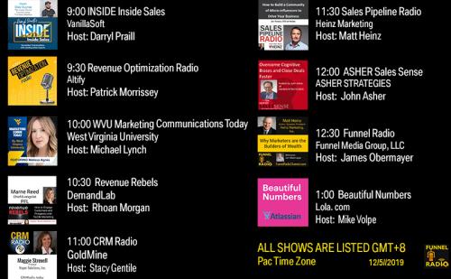 Tweet-todays-funnelradio-lineup-20191205