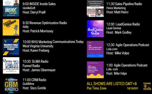 Tweet-todays-funnelradio-lineup-20191010