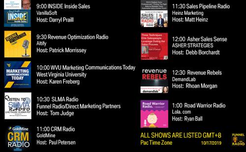Tweet-todays-funnelradio-lineup-20191017